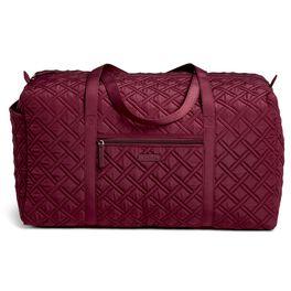 Vera Bradley Large Duffel Bag in Hawthorn Rose, , large