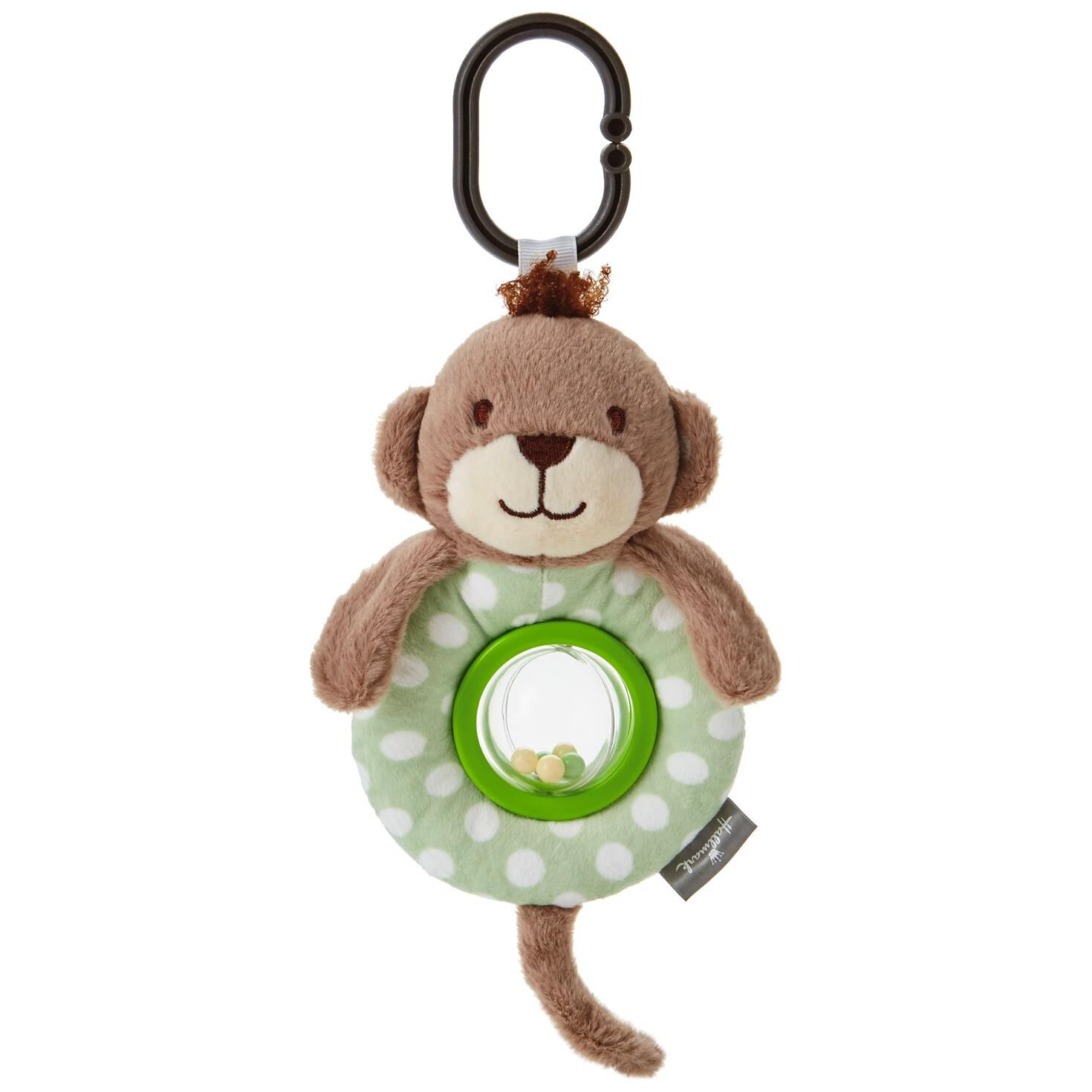 Monkey Stuffed Animal Car Seat and Stroller Toy - Baby & Toddler ...