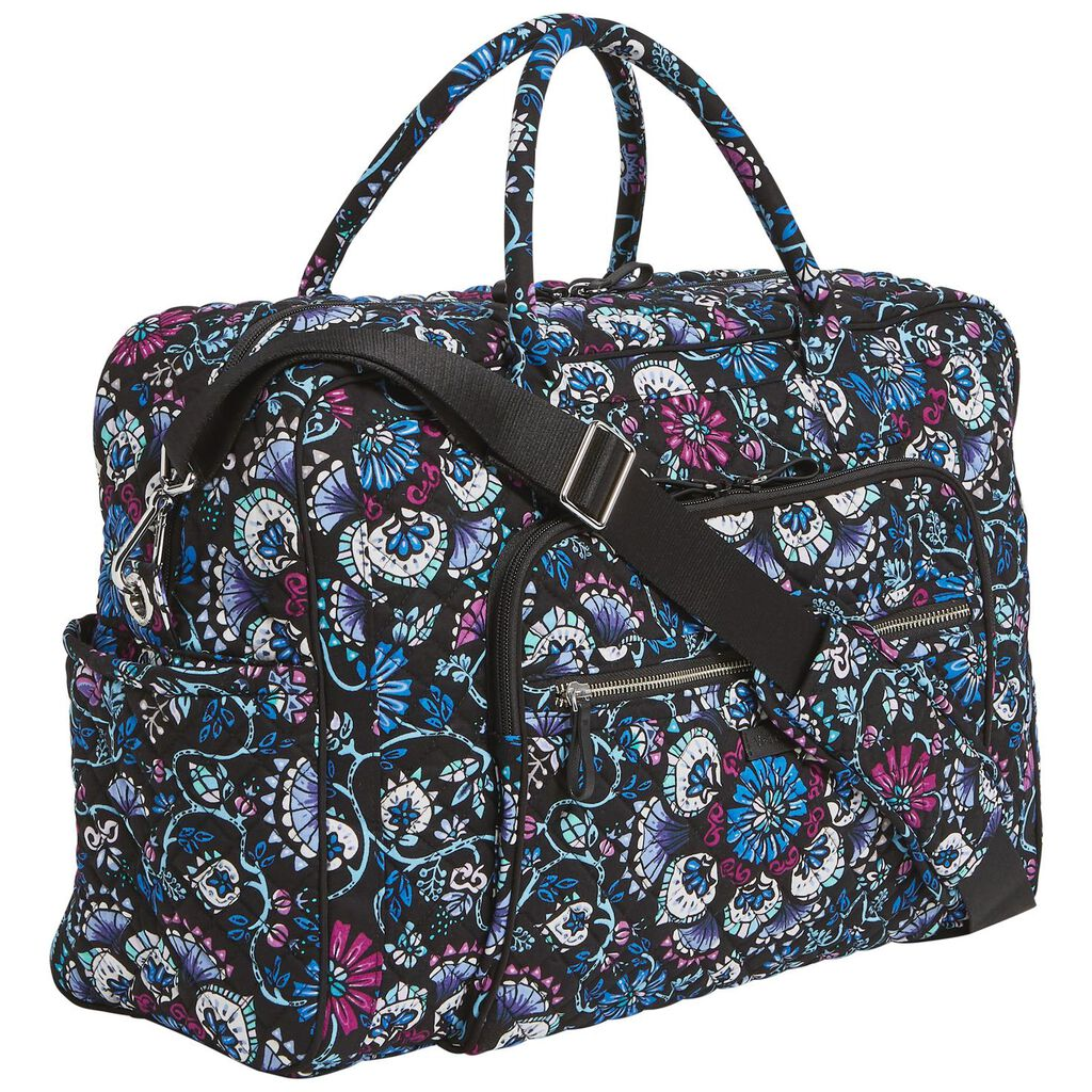 d8b5d87447 Vera Bradley Iconic Weekender Travel Bag in Bramble - Travel - Hallmark