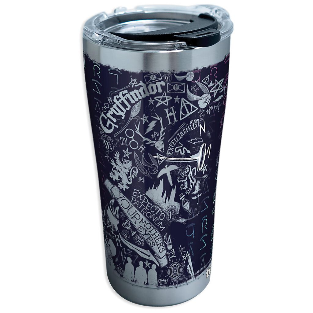 d5e71850761 Tervis Harry Potter 20th Anniversary Stainless Steel Tumbler, 20 oz ...