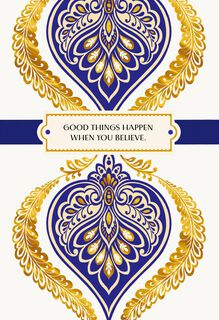 Good Things Happen Congratulations Card,
