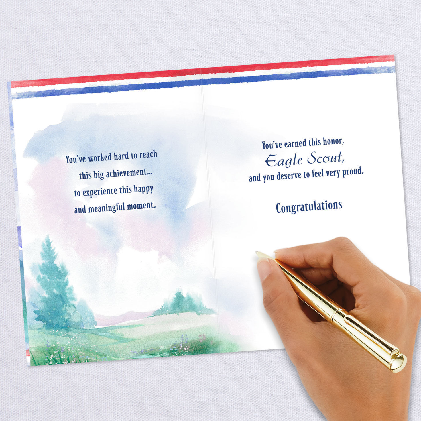 photograph regarding Eagle Scout Congratulations Card Printable titled A Design of Personality Eagle Scout Congratulations Card