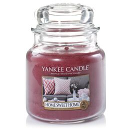 Home Sweet Home® Medium Jar Candle by Yankee Candle®, , large