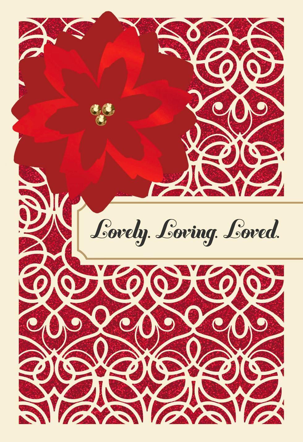 Photo Christmas Card Lovely And Loving Wife Christmas Card Greeting Cards Hallmark