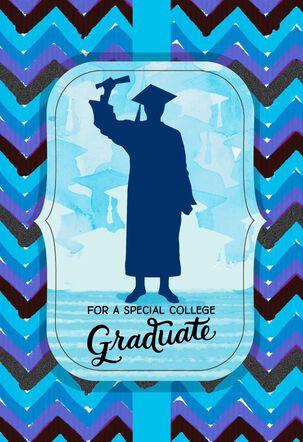 Take Pride in Yourself College Graduation Card