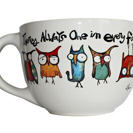 One in Every Family Mug, 24 oz., , large