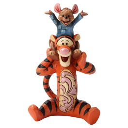 Jim Shore® Tigger and Roo Bestest Pals Figurine, , large