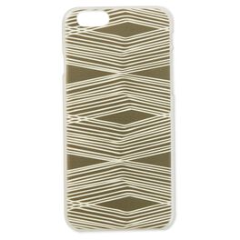 Natural & Authentic Etched Lines iPhone 6 Case, , large
