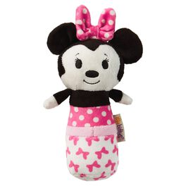 itty bittys® Minnie Mouse Baby Rattle, , large