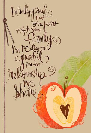 Close to My Heart Rosh Hashanah Card