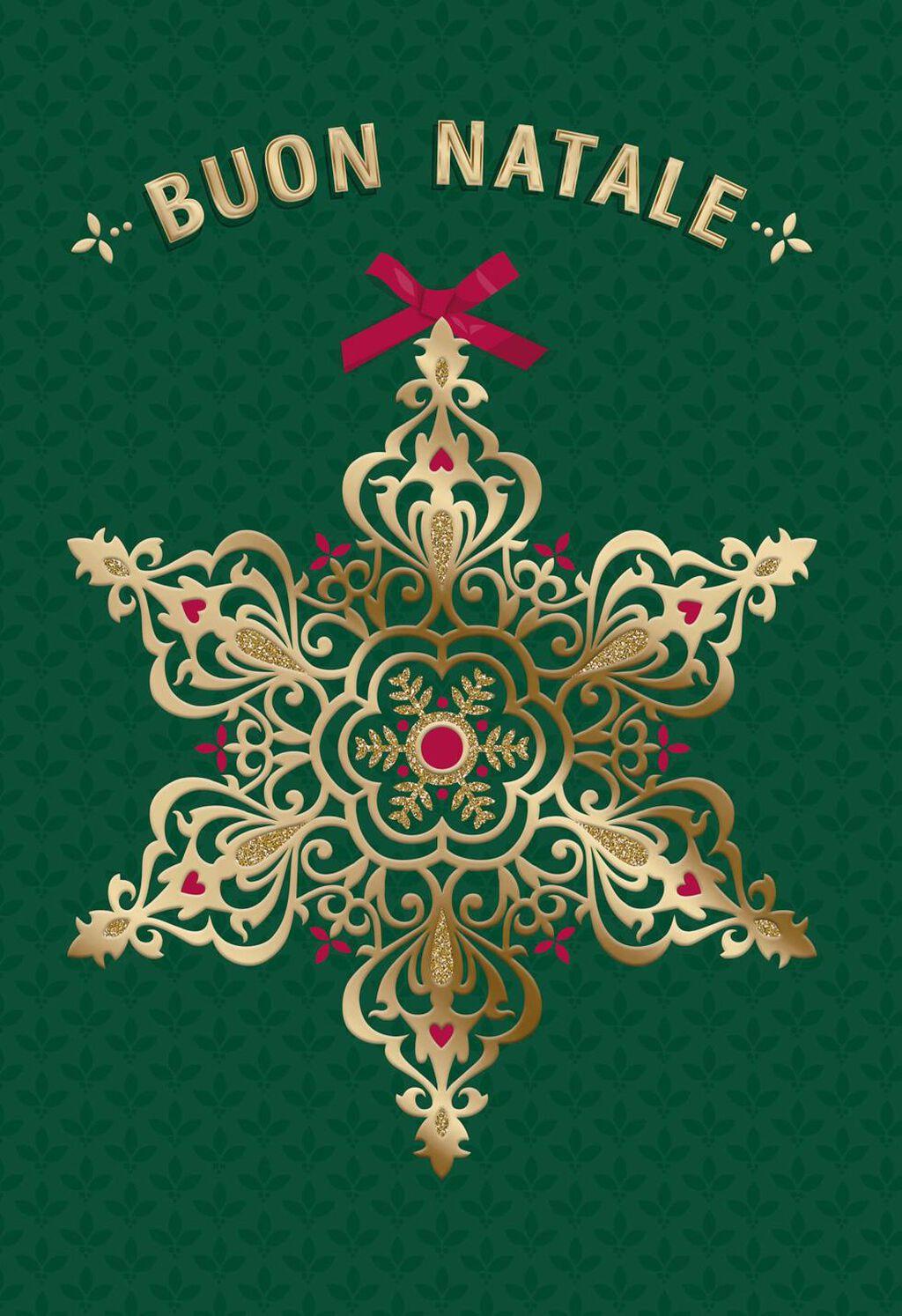 Buon natale the typical italian christmas celebration italian buon natale e buon anno italian language christmas card greeting cards hallmark m4hsunfo