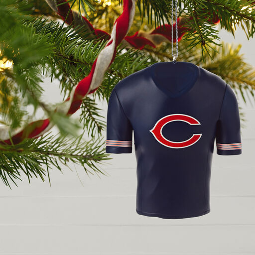 26ede909762b51 Chicago Bears Jersey Ornament, Chicago Bears Jersey Ornament,