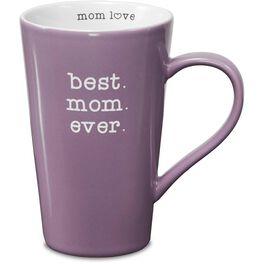 Best Mom Ever Mug, 18 oz., , large