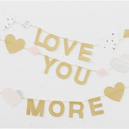 Love You More Anniversary Card, , large