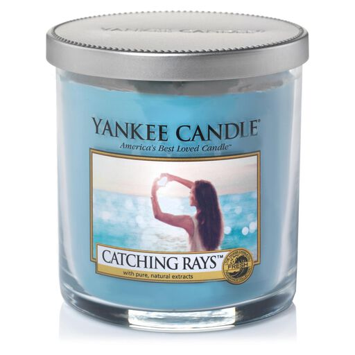 Catching Rays Small Tumbler Candle By Yankee