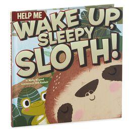 Wake Up Sleepy Sloth Storybook, , large