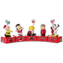 Peanuts® Christmas Dance Party Special Edition Collector's Set, 8 Pieces, , large