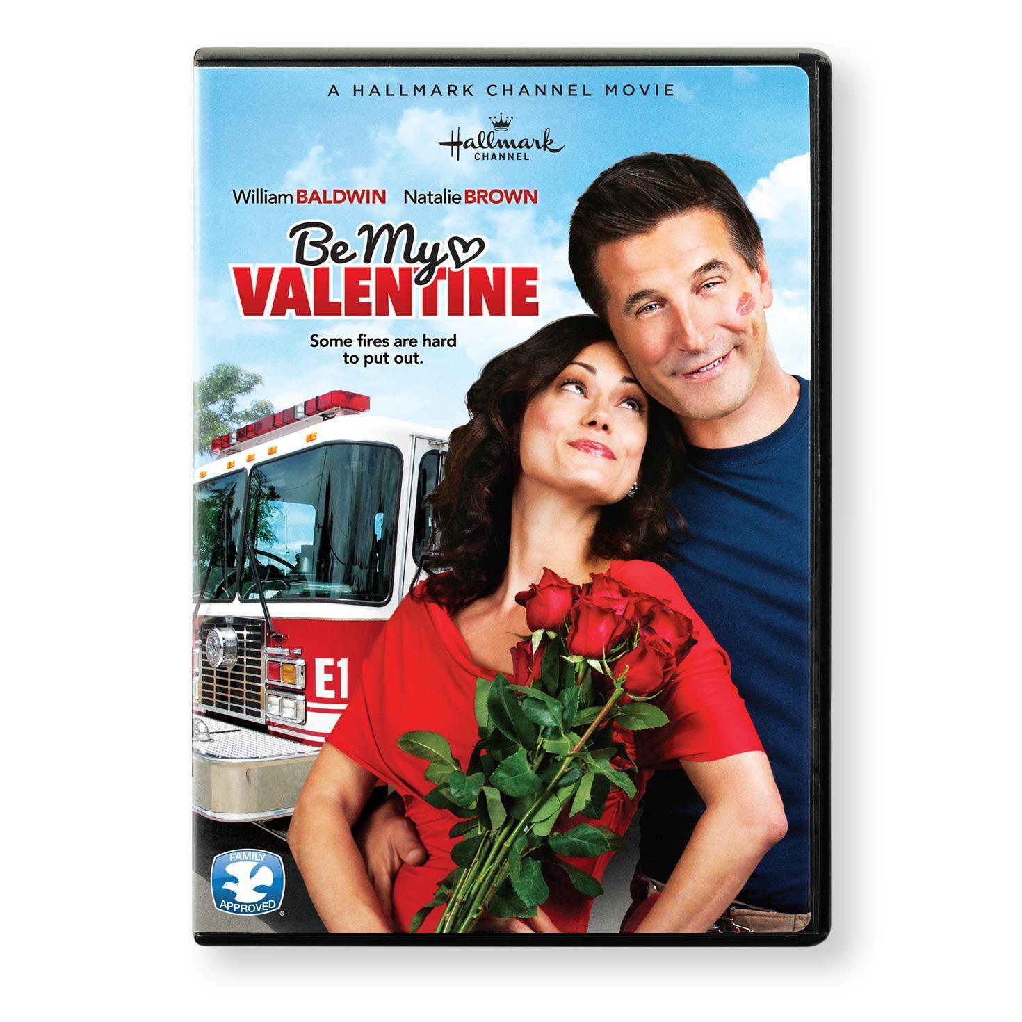 Be My Valentine Hallmark Channel Movie DVD