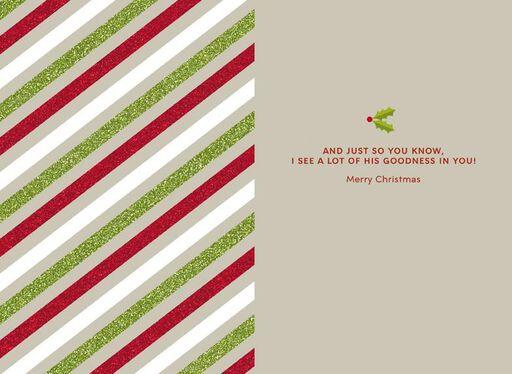 God Is Good Christmas Card,