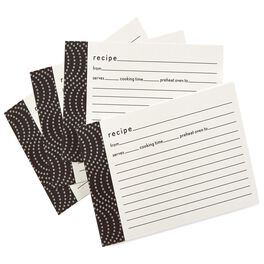 Black Wave Recipe Refill Cards, , large