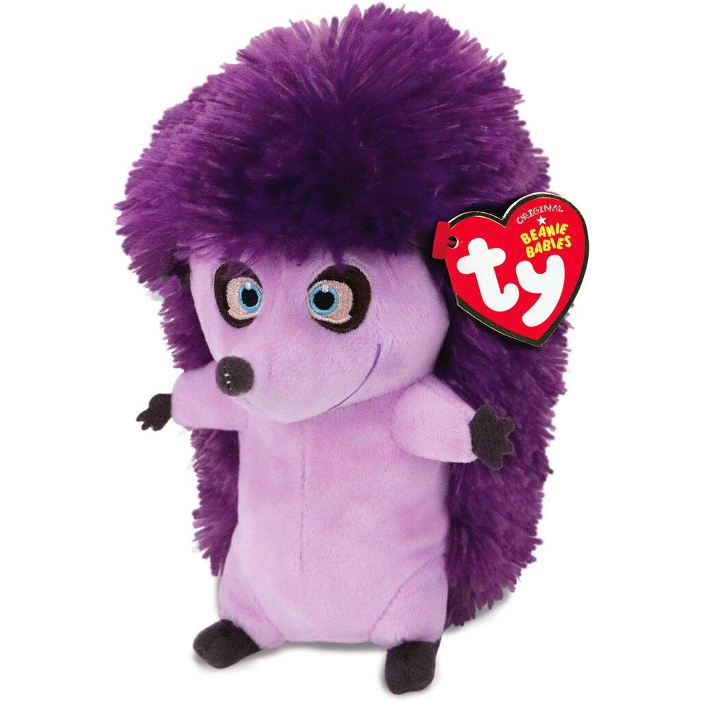 Ty Beanie Babies Una The Hedgehog Stuffed Animal 8 Classic
