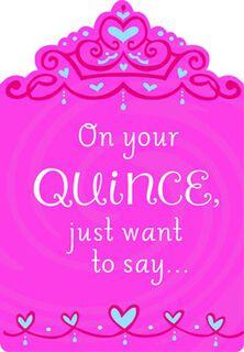 Felicidades Para la Quinceañera - Bilingüe,