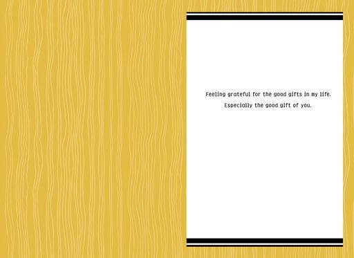 You're a Gift Marjolein Bastin Appreciation Card,