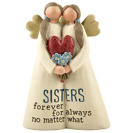 Sisters Forever Angels Figurine, , large