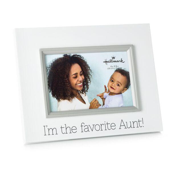 favorite aunt wood malden picture frame 4x6