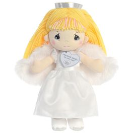 "Aurora Precious Moments 9"" Prayer Angel Stuffed Doll, 12"", , large"
