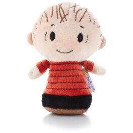 itty bittys® Linus Stuffed Animal, , large