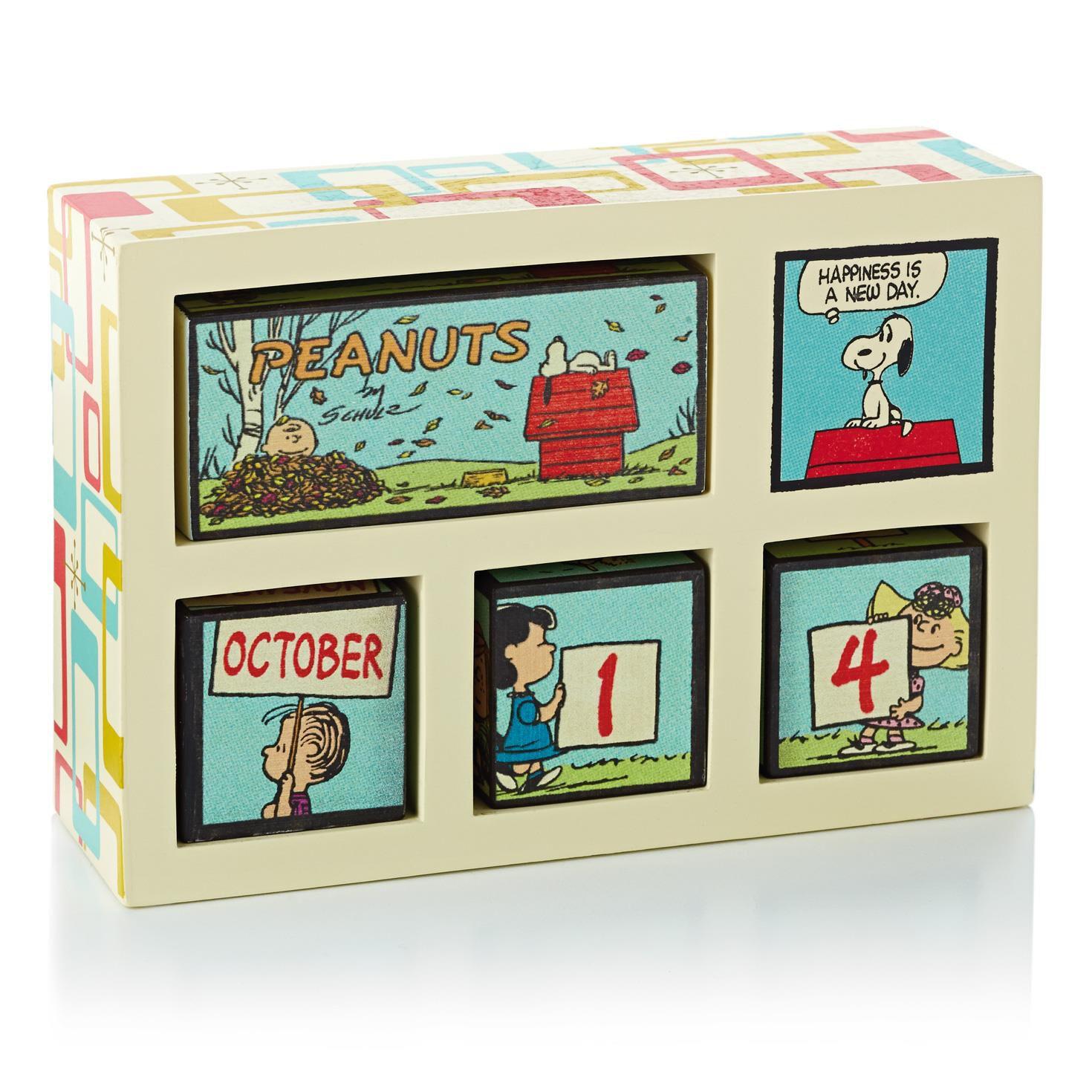 Happiness Is Perpetual Calendar - Calendars - Hallmark