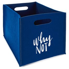 Why Not Large Nesting Bin, , large