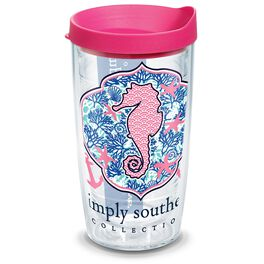 Tervis® Simply Southern® Seahorse Tumbler, 16 oz., , large