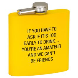 About Face You're an Amateur Flask, , large