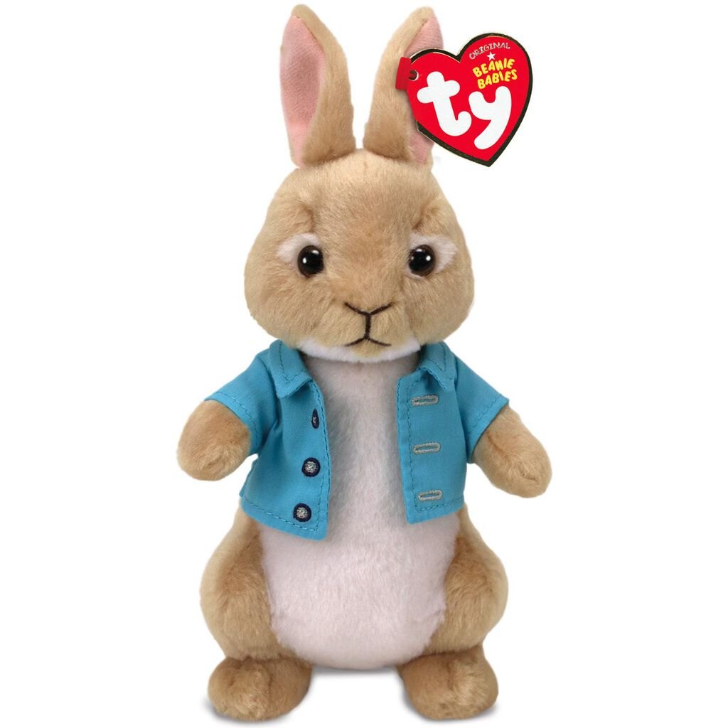 Ty Beanie Babies Cottontail Rabbit Stuffed Animal 8 Classic