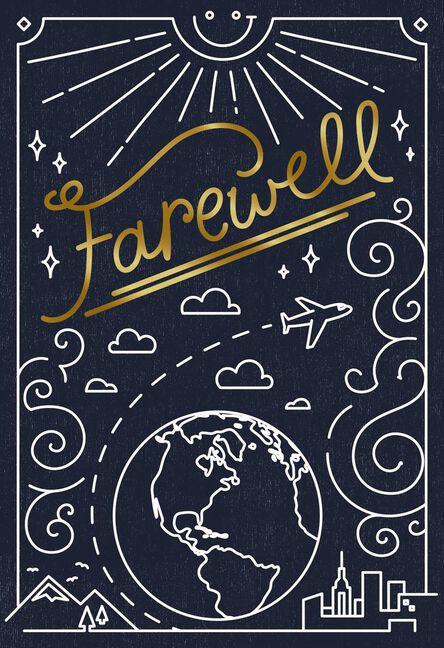 farewell funny goodbye card greeting cards hallmark