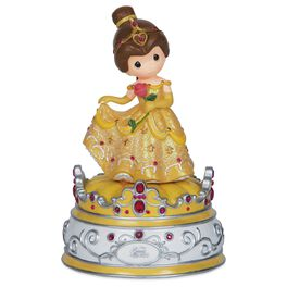 Precious Moments® Beauty and the Beast Musical Figurine, , large