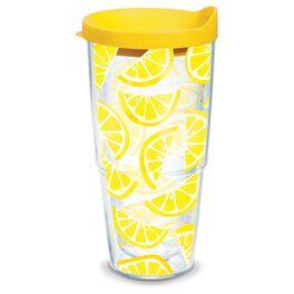 Tervis® Lemon Trend Tumbler, 24 oz., , large