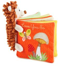 Love You So Fabric Soft Book, , large