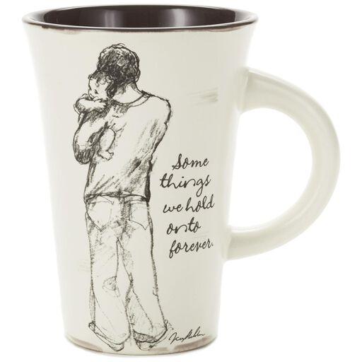 b873a9ef482 Some Things Dad & Baby Ceramic Mug, ...