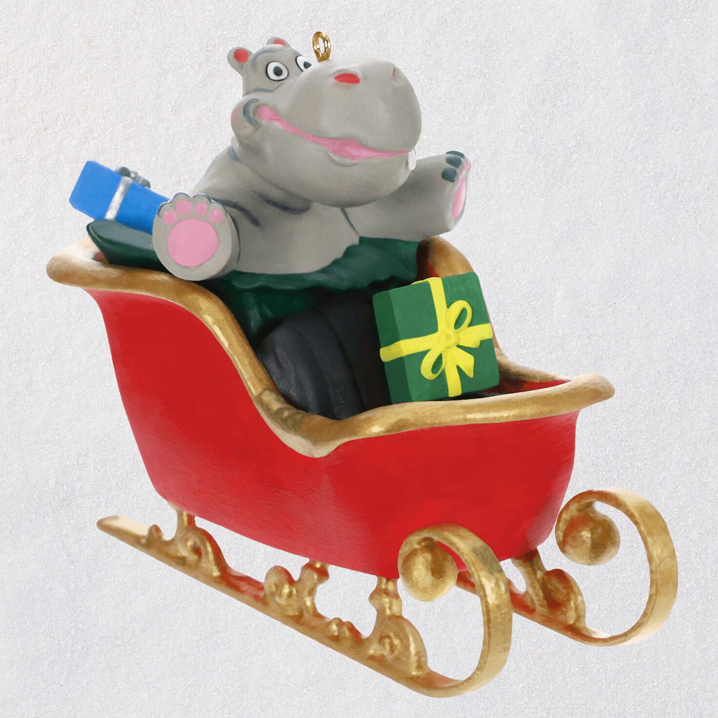 I Want A Hippopotamus For Christmas Lyrics.I Want A Hippopotamus For Christmas Musical Ornament