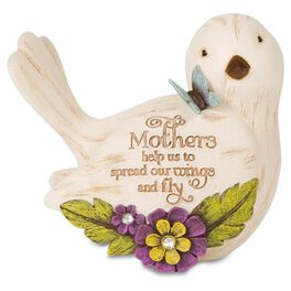 Mothers Help Us Spread Our Wings Bird Figurine, , large