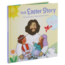 The Easter Story Picture Book, , large