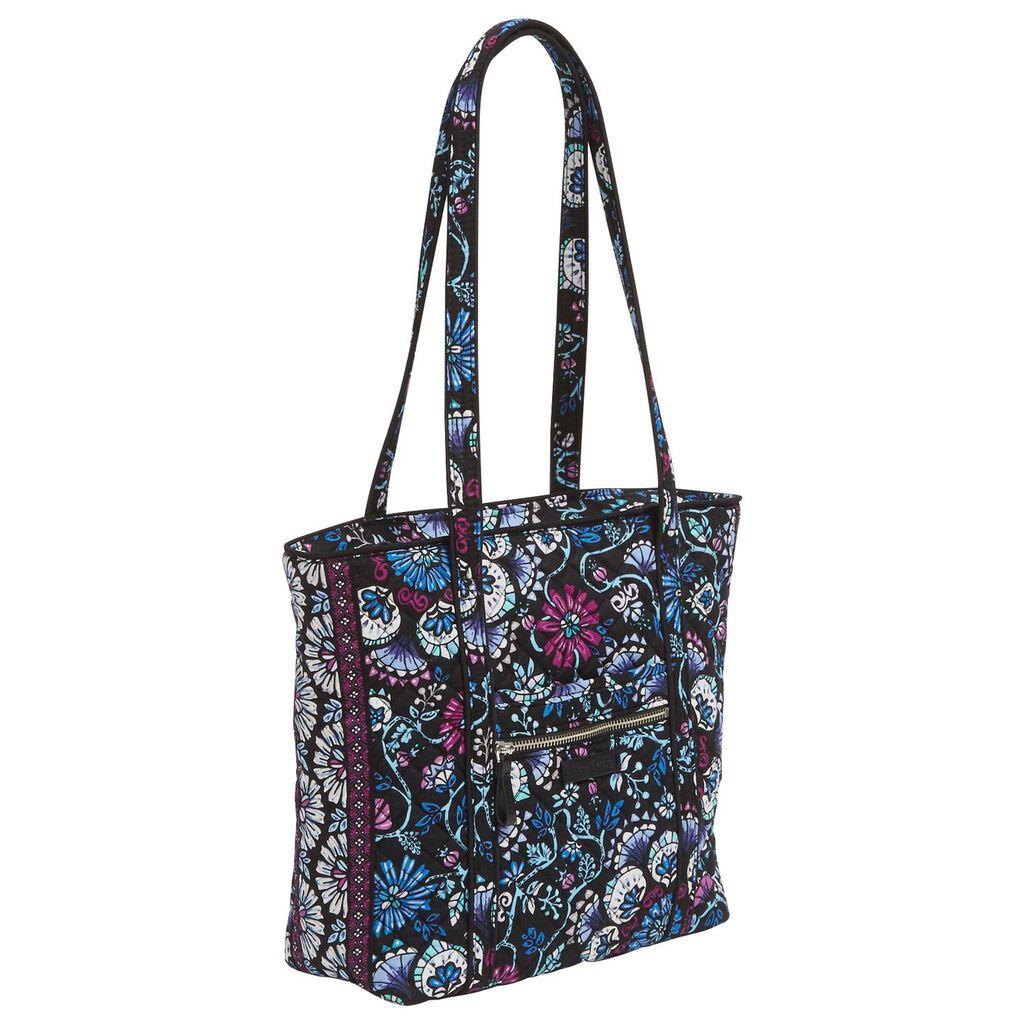 9f8037ce39b6 Vera Bradley Iconic Small Vera Tote in Bramble - Handbags   Purses ...