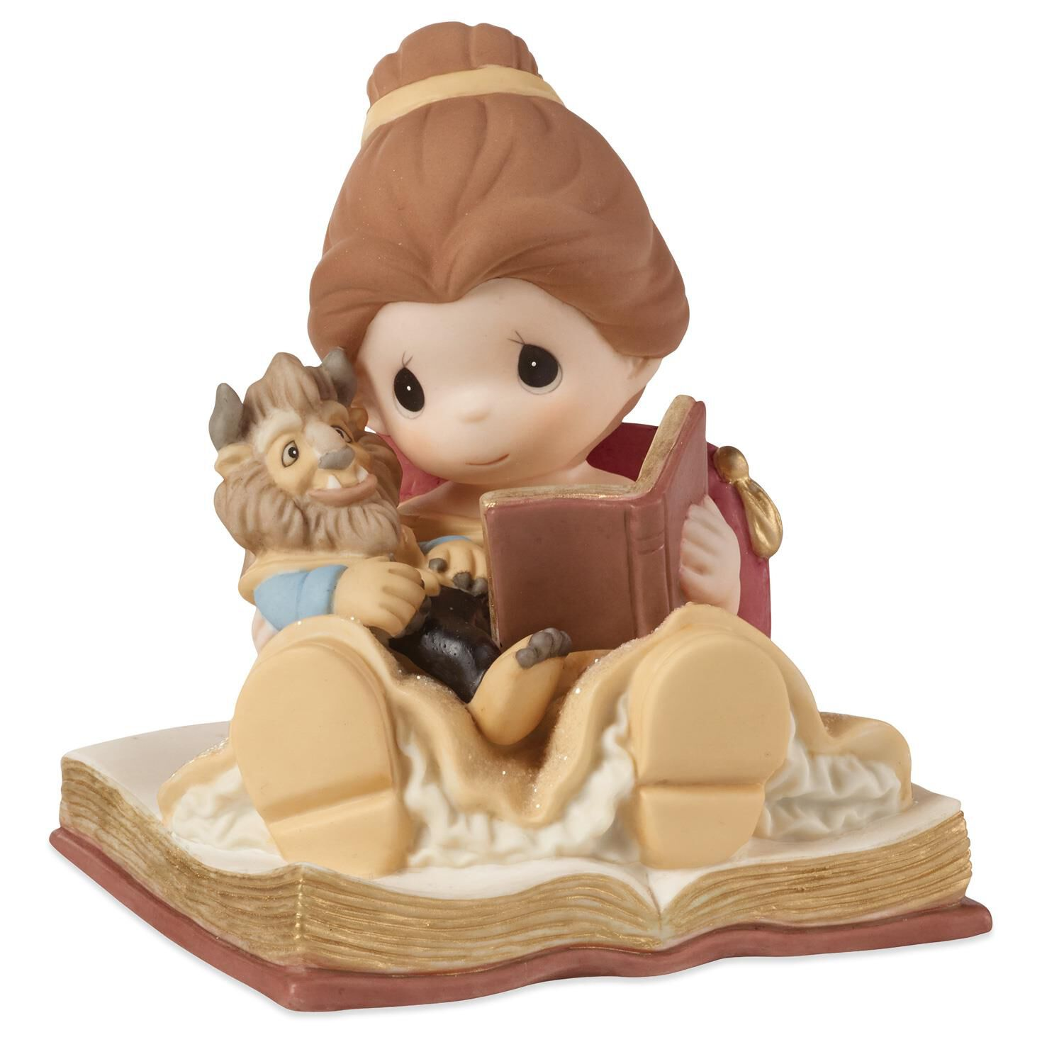 Precious Moments Beauty And The Beast Hily Ever After Figurine Figurines Hallmark