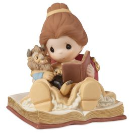 Precious Moments® Beauty and the Beast Happily Ever After Figurine, , large