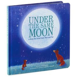 Under the Same Moon Board Book, , large