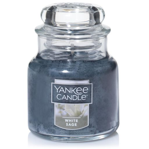White Sage Small Jar Candle by Yankee Candle®,