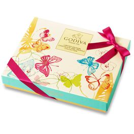 Godiva Assorted Chocolates in Spring Gift Box, 16 Pieces, , large